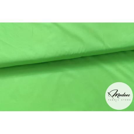 Tkanina bawełniana zielona, materiał zielony - bawełna gładka