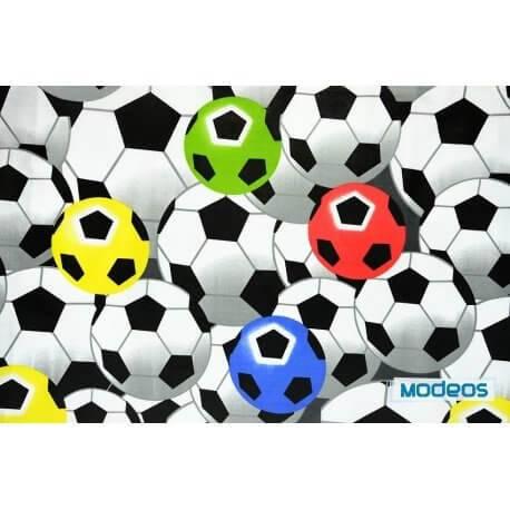 Piłka nożna piłki - tkanina bawełniana