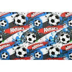 Piłka nożna Football - tkanina bawełniana