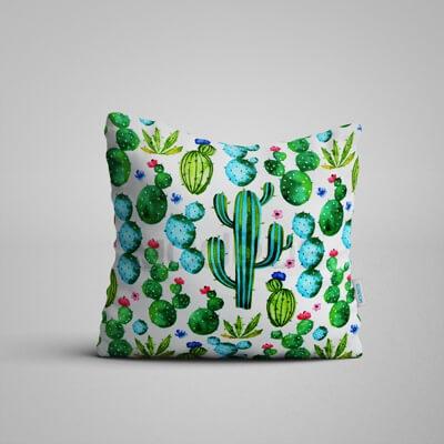 tania_tkanina_kaktusy_zielone_material_bawelna_lublin_sklep